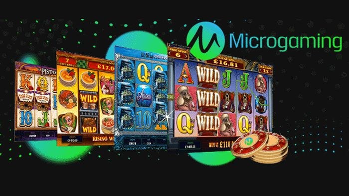 Microgaming-Games