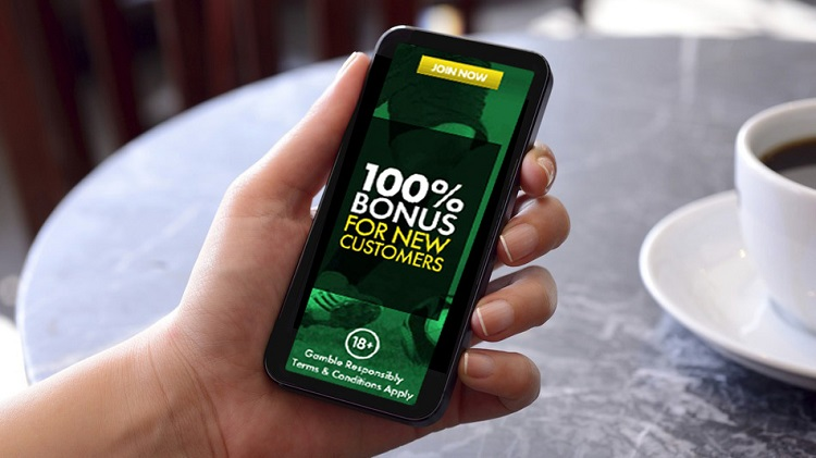 Mobile bonus pic