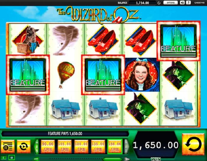 wizrd of oz 700